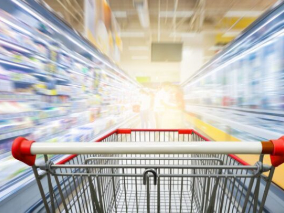 Can You Guess the Germiest Surfaces at the Grocery Store?
