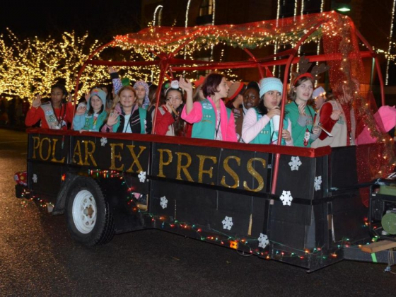 Christmas Parade will be a drive-through in Clarksville this year